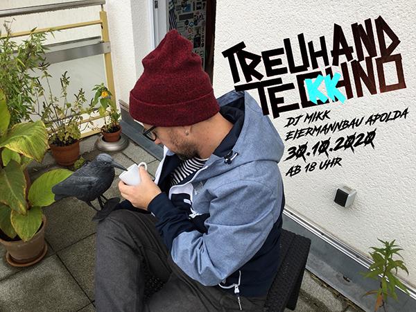 Rave Strikes Back » Treuhand Tech(kk)no mit DJ Mikk
